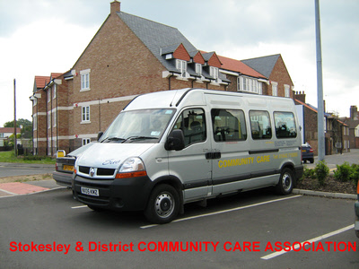 Community Care Bus